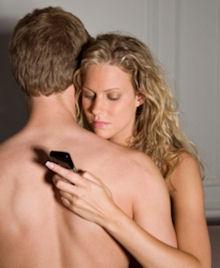 sensuality and media