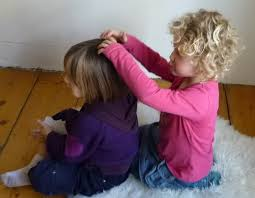 massage and meditation for children
