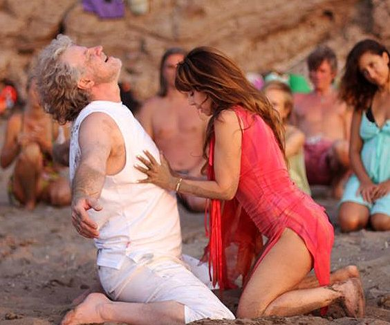 hot latinas tantric naked massage
